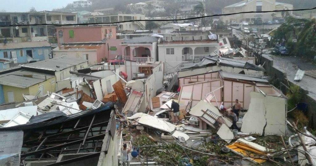 Rode Kruis verlengt dakreparatieproject op Sint-Maarten