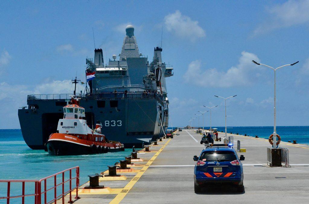 Versoepeling coronamaatregelen Sint-Maarten