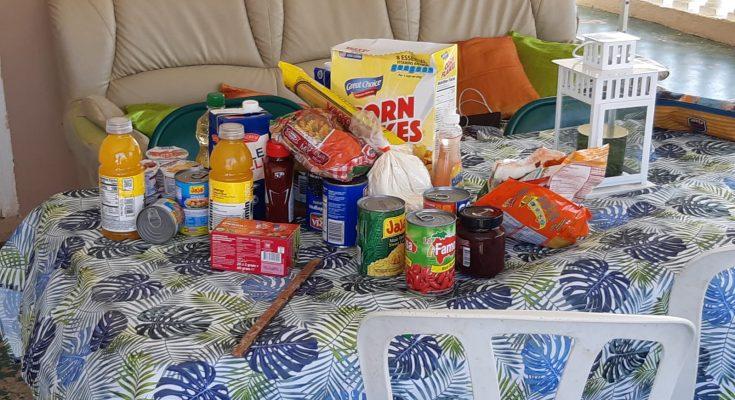 voedselpakketten curacao