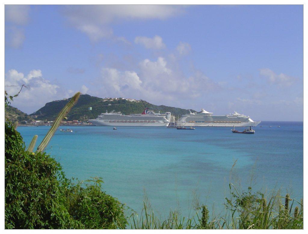Cruisemaatschappij Royal Caribbean diep in het rood door corona