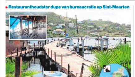Van Raak vraagt optreden Blok bij grensconflict op Sint Maarten