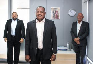 Nieuwe waarnemend gezaghebber Bonaire