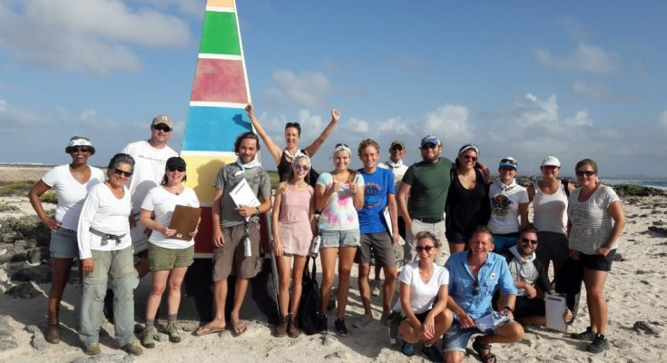 Project Clean Coast Bonaire breidt uit naar Saba