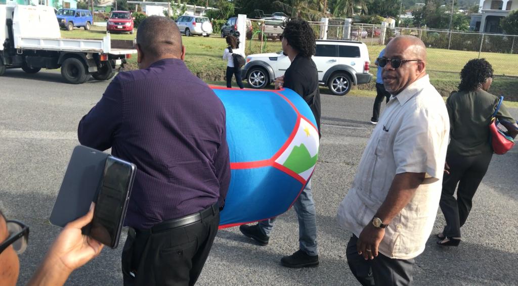 Ronald van Raak: referendum Sint-Eustatius