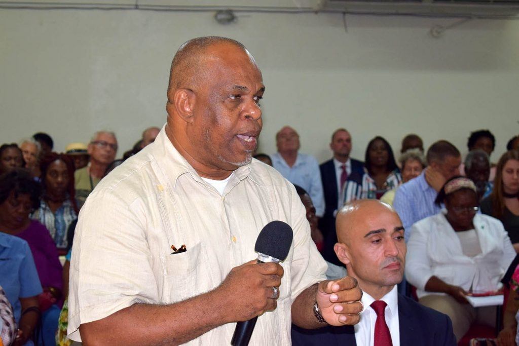 'De schrik van Den Haag' grote winnaar op Sint-Eustatius: Clyde van Putten