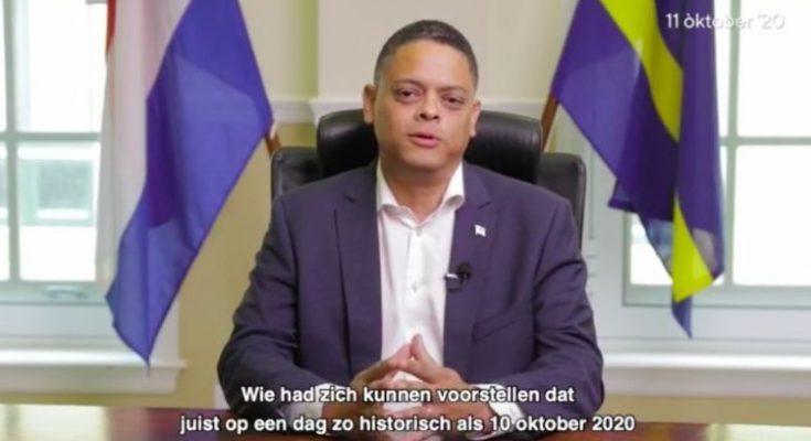 Curaçaose regering akkoord met consensus Rijkswet