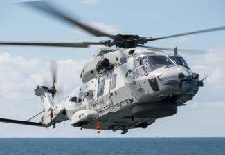 Vervangende helikopter defensie komt morgen aan op Hato