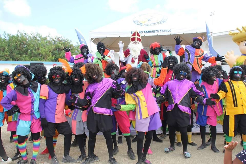 Geen intocht sinterklaas op Bonaire
