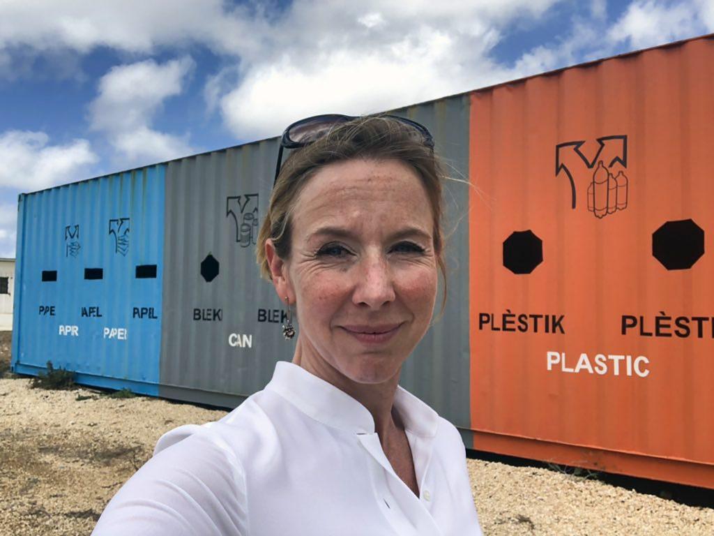 Van Veldhoven: 2,8 miljoen voor schoner Bonaire