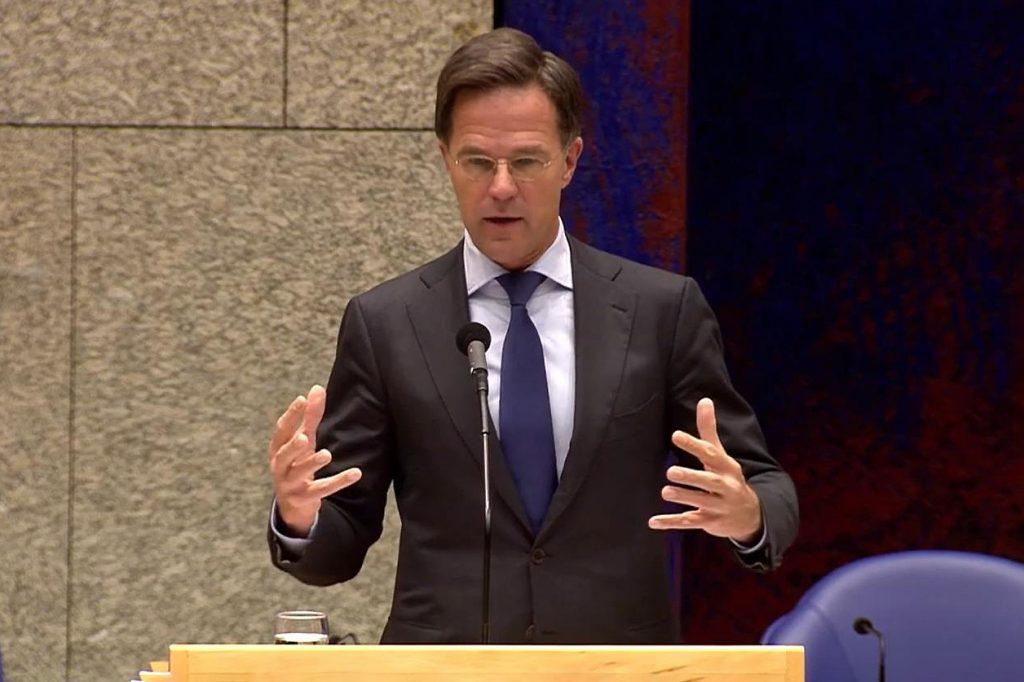 Nederland is Curaçao, maar vooral als het Den Haag uitkomt