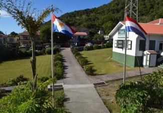 Saba reduceert quarantaine tot 10 dagen
