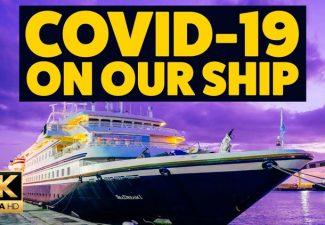 Eerste cruise naar Cariben afgebroken vanwege corona