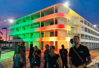 Tweede bouwfase Corendon hotel Curaçao tijdelijk stil door coronacrisis