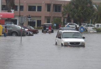 Tien jaar geleden: Tropische storm Tomás op Curaçao