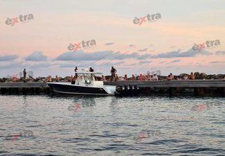 Kustwacht Curaçao onderschept 17 toeristen uit Bonaire