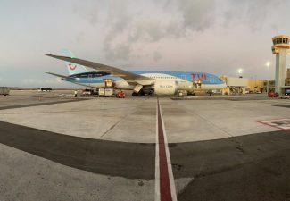 TUI handhaaft voorlopig vluchtschema naar Curaçao