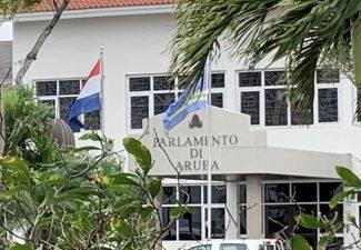 Parlementariërs Aruba ook volgend jaar gekort op salaris