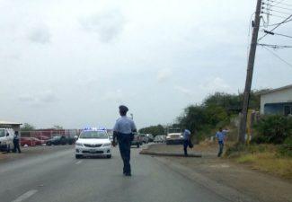 Overvallen Curaçao nemen af, net als de pakkans