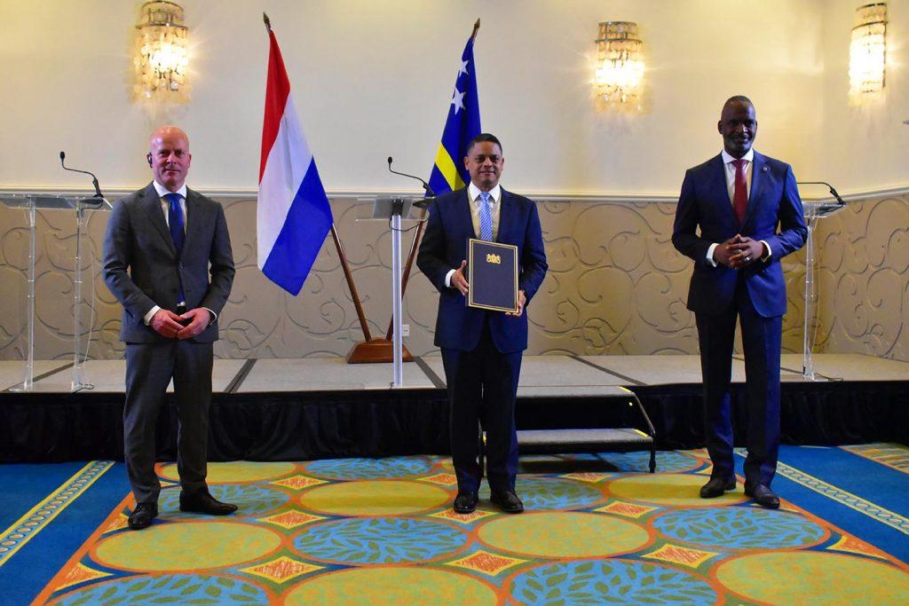 Bijna half miljard gulden voor Caribische Hervormingsentiteit COHO