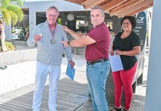 Jack Spijkerman mag zich 'Bonaire Ambassador' noemen