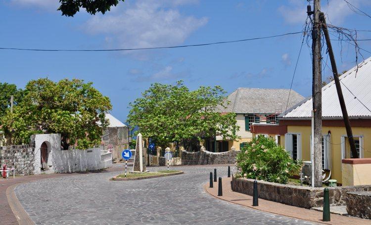 Wandelen op Sint Eustatius