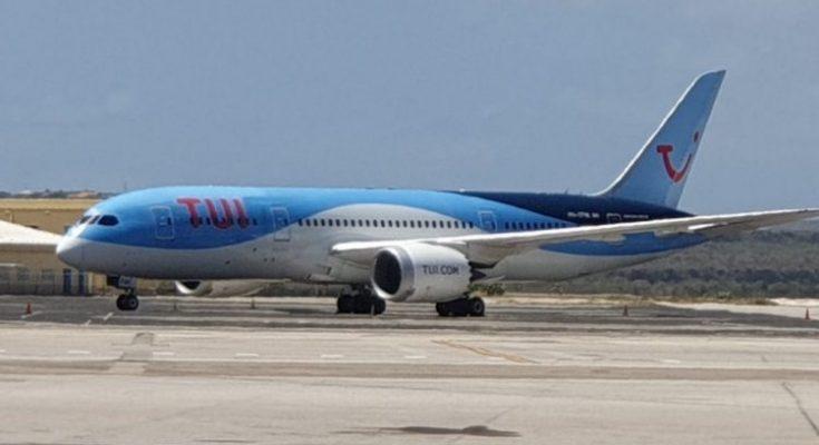 TUI stopt na drie weken alweer met route Londen-Aruba