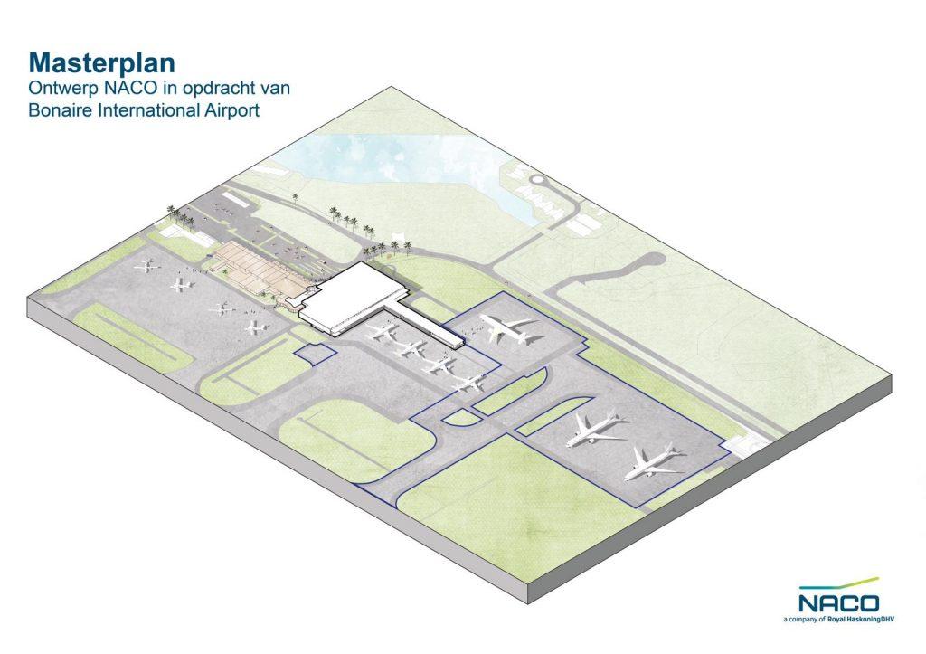 De luchthaven op Bonaire behoeft financiële hulp voor veiligheid en uitbreiding