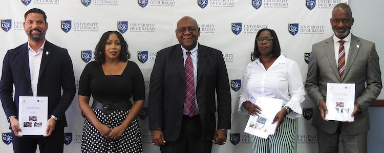 Thuiswerken en thuisonderwijs op Curaçao kan beter