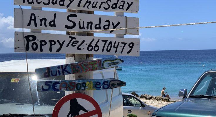 Toeristen die wel komen op Curaçao gebruiken nauwelijks hotels