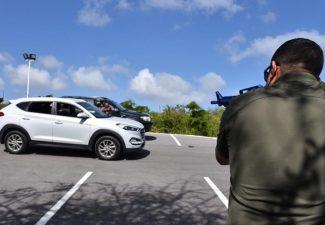Amerikaanse wetshandhavingsinstanties op Curaçao