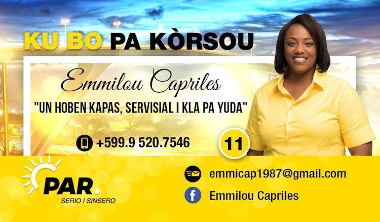 Weer 21 zetels parlement op Curaçao