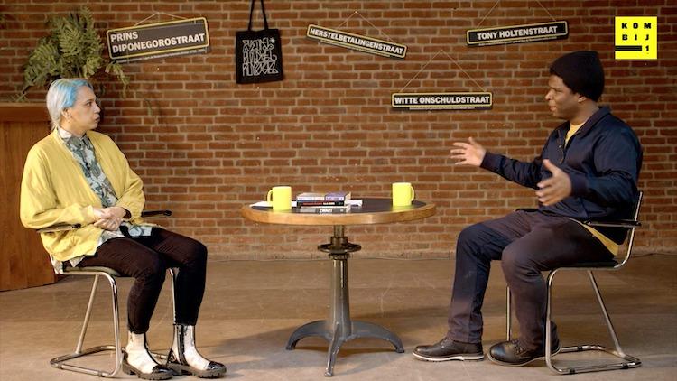 Interview met Quinsy Gario