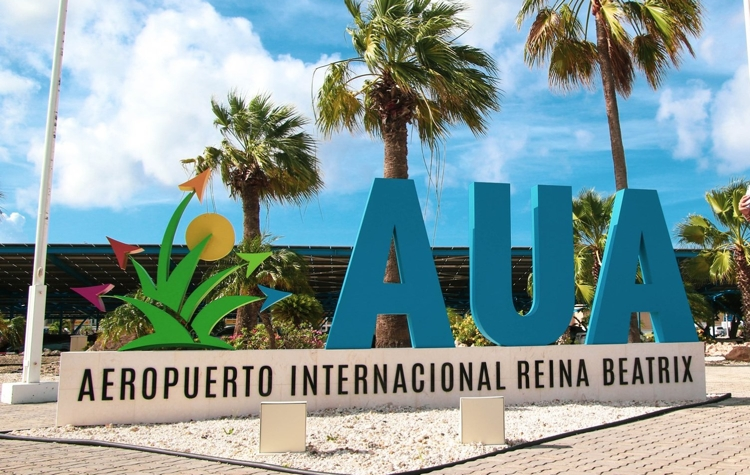Meer passagiers Aruba Airport door toenemende reislust Amerikanen