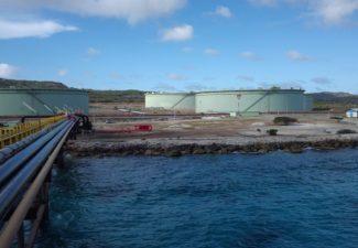 Surseance van betaling voor olieoverslag BOPEC op Bonaire