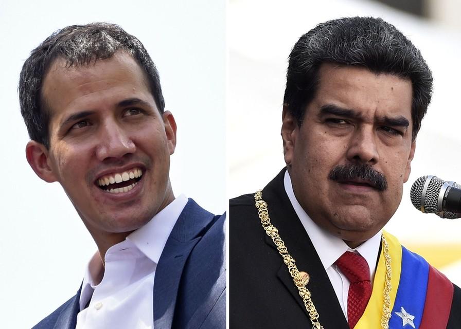 Guaidó heeft corona