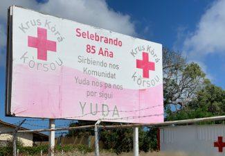 Rode Kruis Curaçao coördineert hulp aan 70.000 mensen