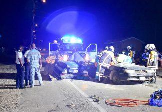 Kans op Curaçao op een verkeersongeluk is één op zes