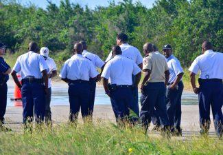 Bijna 100 agenten met covid-besmetting op Curaçao