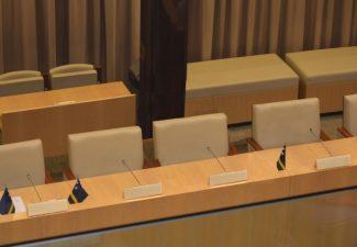 Vandaag vergadert parlement Curaçao over verlaging salarissen