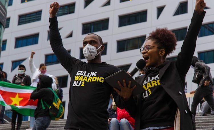 BIJ1 steunt VN-petitie van Sint-Maarten