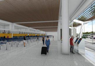 Herontwikkelingsproject Aruba Airport