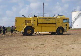 Gezaghebber Bonaire: 'Incident bij Curoil Hato onderstreept kwetsbaarheid brandstofvoorziening'