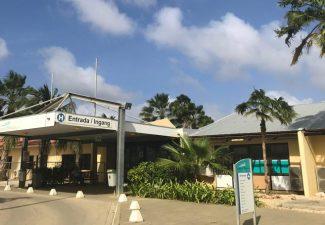 Extra maatregelen ziekenhuis Bonaire vanwege toeloop patiënten