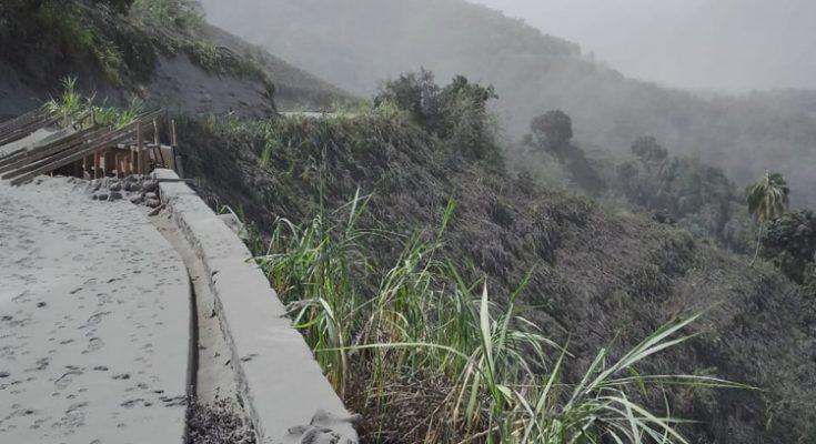 Vulkaan op Sint-Vincent 'blijft voorlopig nog wel rommelen'