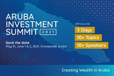 Aruba organiseert investeringssummit