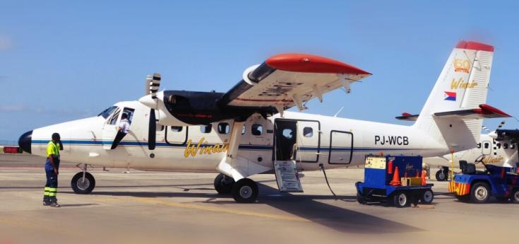 Vluchten tussen Sint Maarten en ABC-eilanden worden weer hervat door Winair