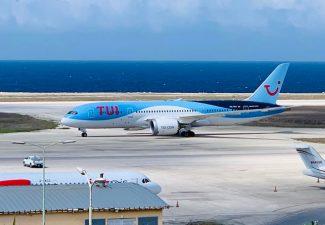 TUI gaat weer vaker vliegen op Aruba en Curaçao