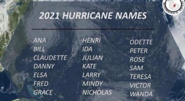 Zeventien stormen verwacht in komend orkaanseizoen