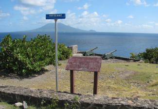 Ook St. Eustatius stapsgewijs weer open voor reizigers van buitenaf
