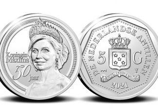 CBCS geeft Máxima-herdenkingsmunt uit